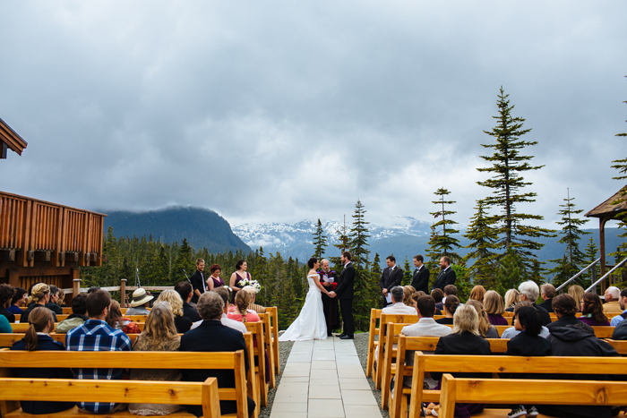 Mount Washington Wedding Lodge