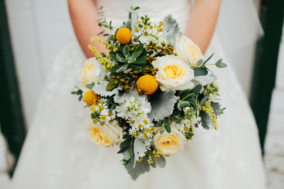 Tofino Wedding flowers