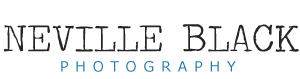 Wedding Photographer Neville Black | Documentary Wedding Photography | Courtenay Comox Vancouver Island logo